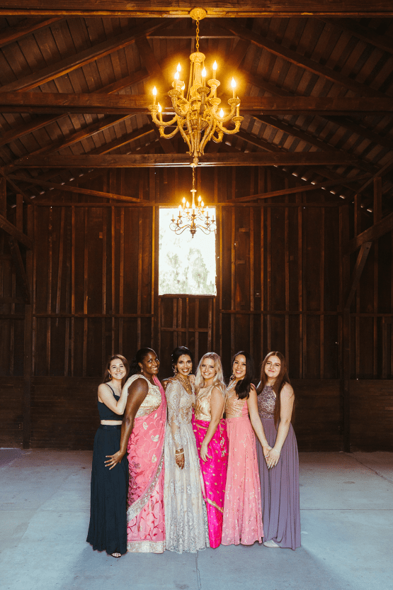 Rustic Indian Micro Wedding – Stonehurt Wedding Venue – Leilani Weddings – West Imagery Photography – PrettyParty Floral 41