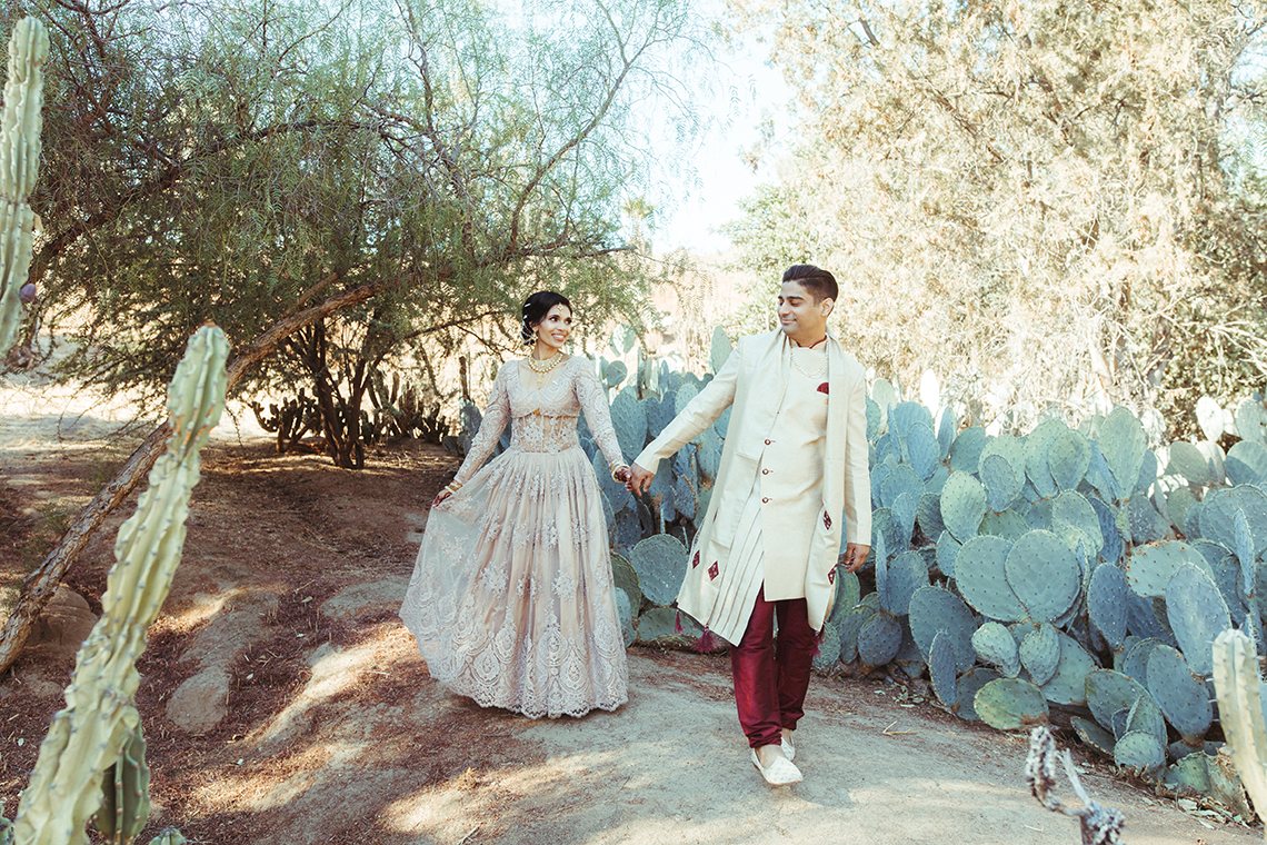 Rustic Indian Micro Wedding – Stonehurt Wedding Venue – Leilani Weddings – West Imagery Photography – PrettyParty Floral 9