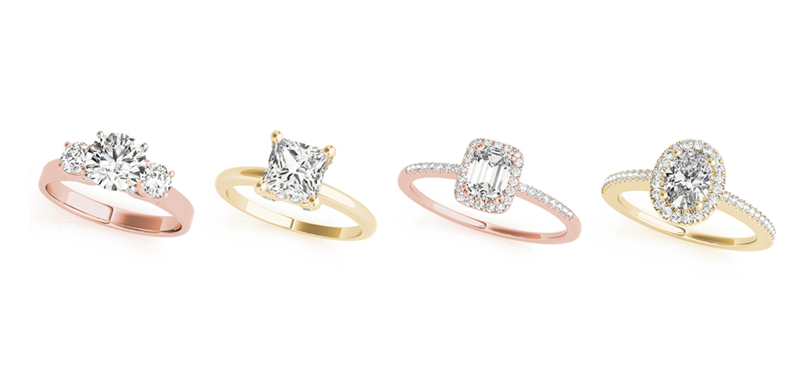 This Engagement Ring Builder Will Help You Design The Perfect Ring – LovBe – Bridal Musings 3