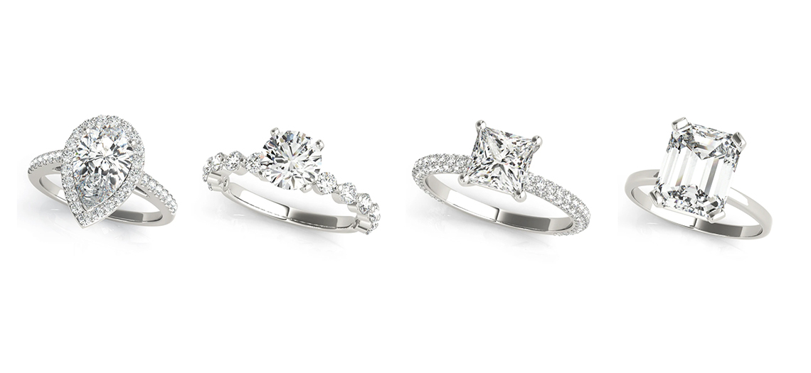 This Engagement Ring Builder Will Help You Design The Perfect Ring – LovBe – Bridal Musings