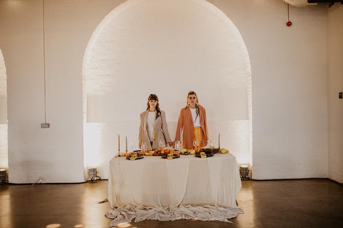 Zesty Colorful Same Sex Wedding Inspiration – Miz Sylvia – Camilla Andrea Photography 12