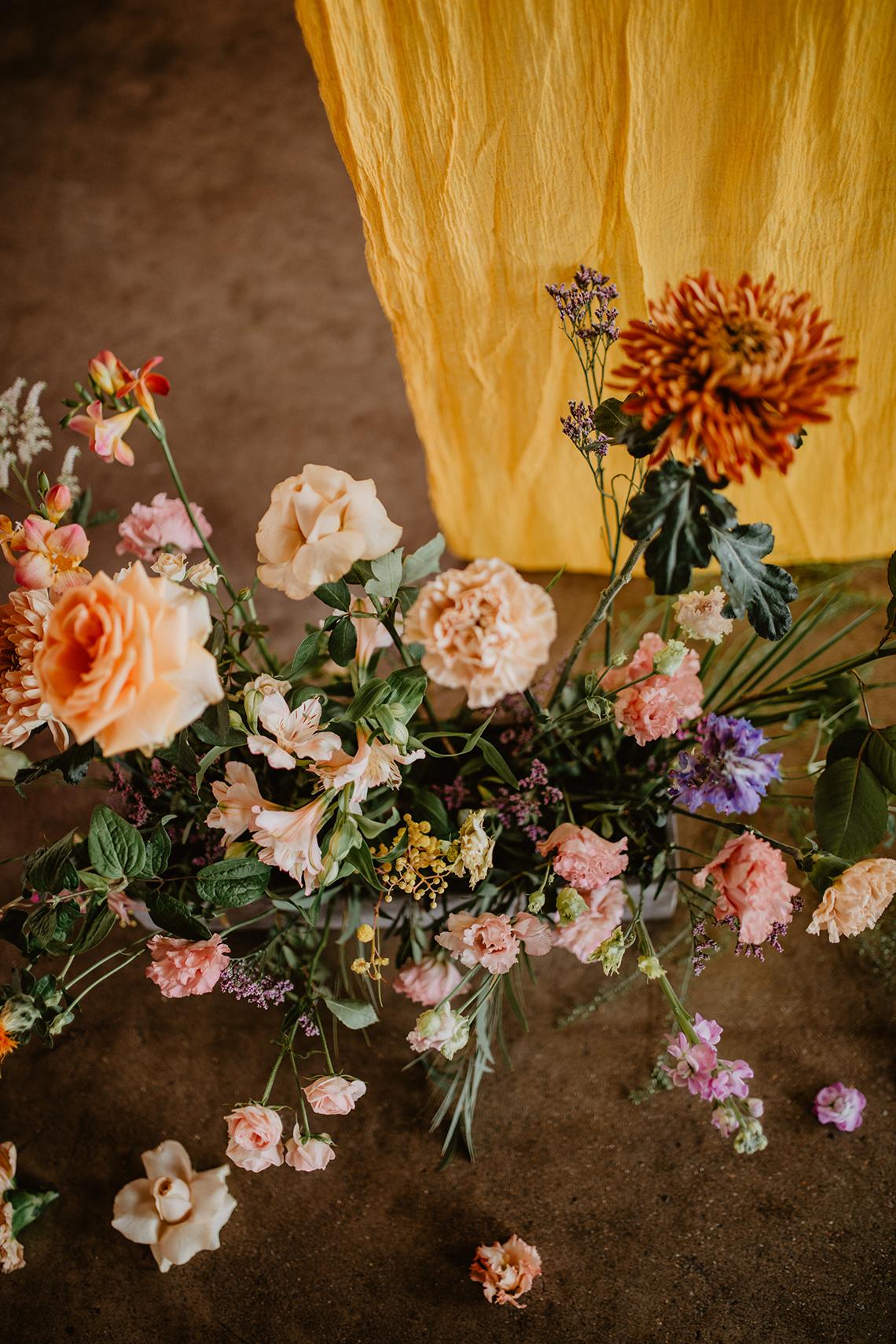 Zesty Colorful Same Sex Wedding Inspiration – Miz Sylvia – Camilla Andrea Photography 25