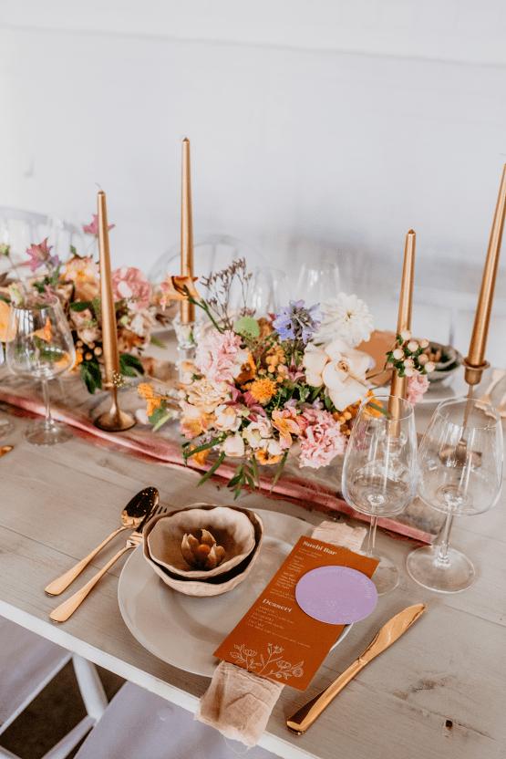 Zesty Colorful Same Sex Wedding Inspiration – Miz Sylvia – Camilla Andrea Photography 29