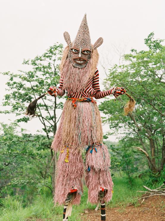 Black Panther Inspired African Wedding Ideas – Livingstone Island – Zambia – Love From Mwai – Stepan Vrzala 138