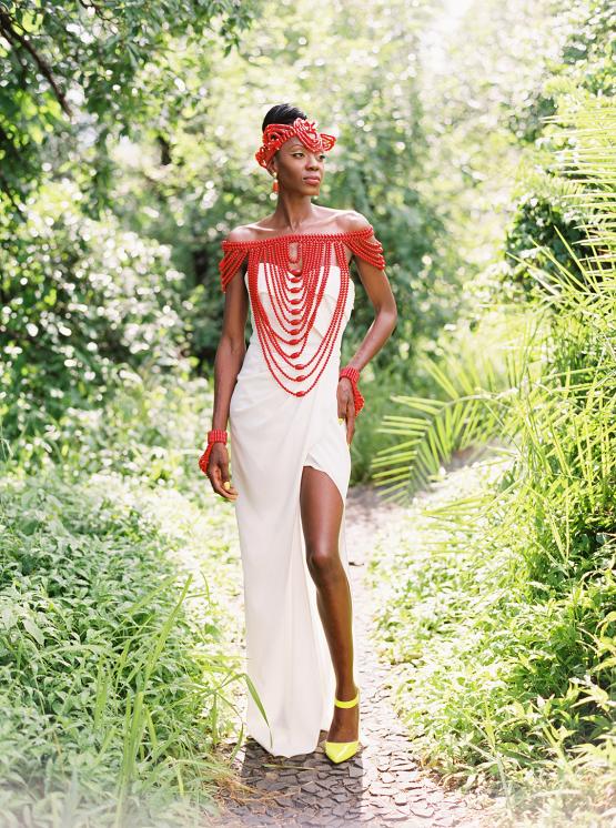 Black Panther Inspired African Wedding Ideas – Livingstone Island – Zambia – Love From Mwai – Stepan Vrzala 25