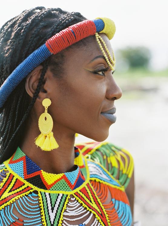 Black Panther Inspired African Wedding Ideas – Livingstone Island – Zambia – Love From Mwai – Stepan Vrzala 51