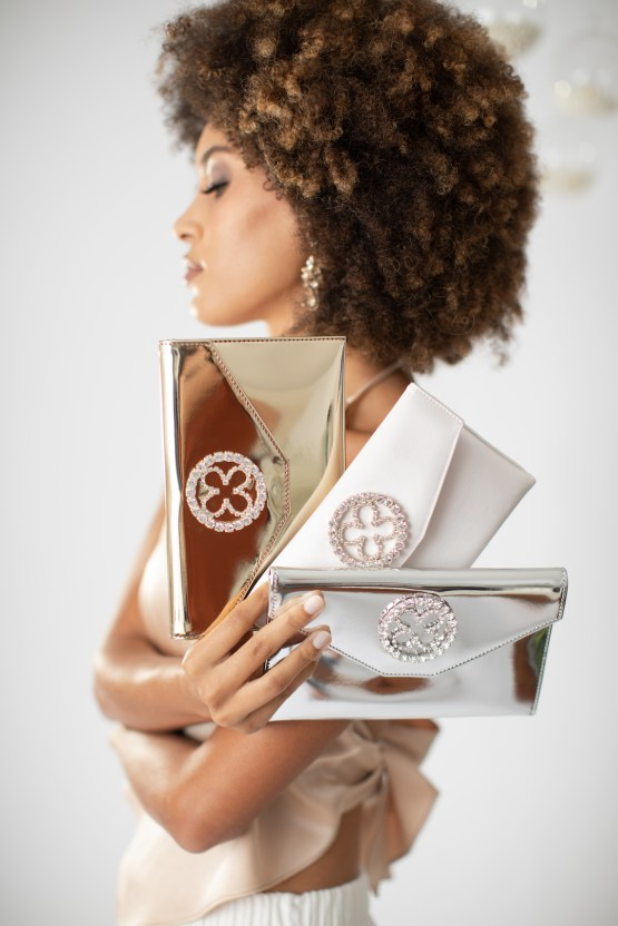 Chic Luxury Wedding Clutches and Purses for Brides – The Mrs. Clutch – Bridal Musings 11