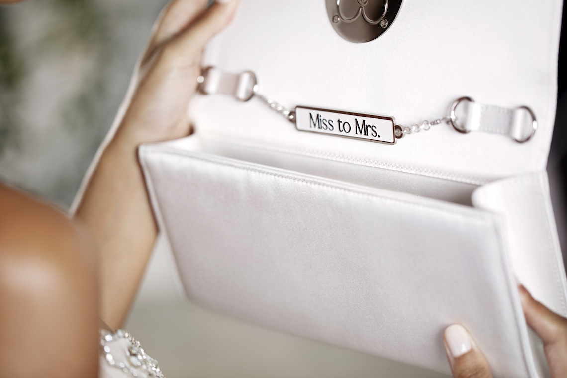 Chic Luxury Wedding Clutches and Purses for Brides – The Mrs. Clutch – Bridal Musings 14