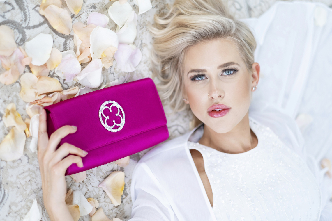 Chic Luxury Wedding Clutches and Purses for Brides – The Mrs. Clutch – Bridal Musings 16