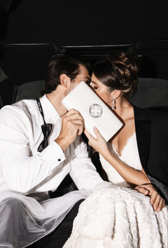 Chic Luxury Wedding Clutches and Purses for Brides – The Mrs. Clutch – Bridal Musings 23