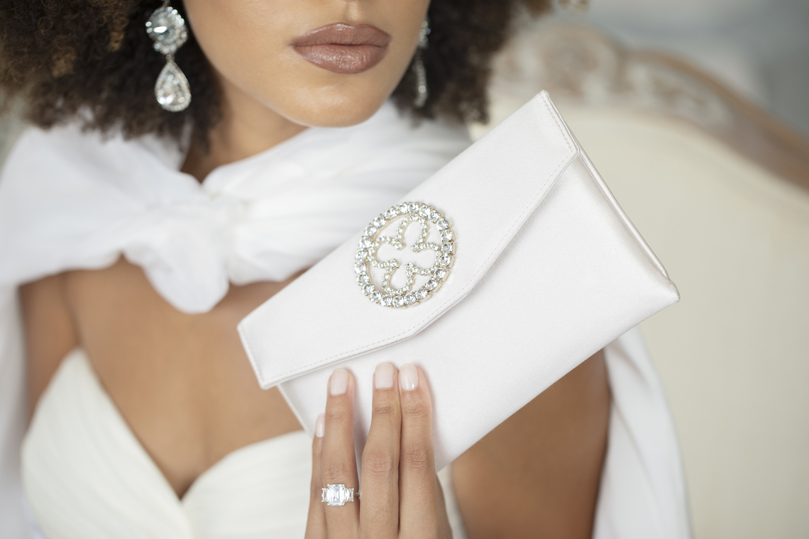 Chic Luxury Wedding Clutches and Purses for Brides – The Mrs. Clutch – Bridal Musings 4