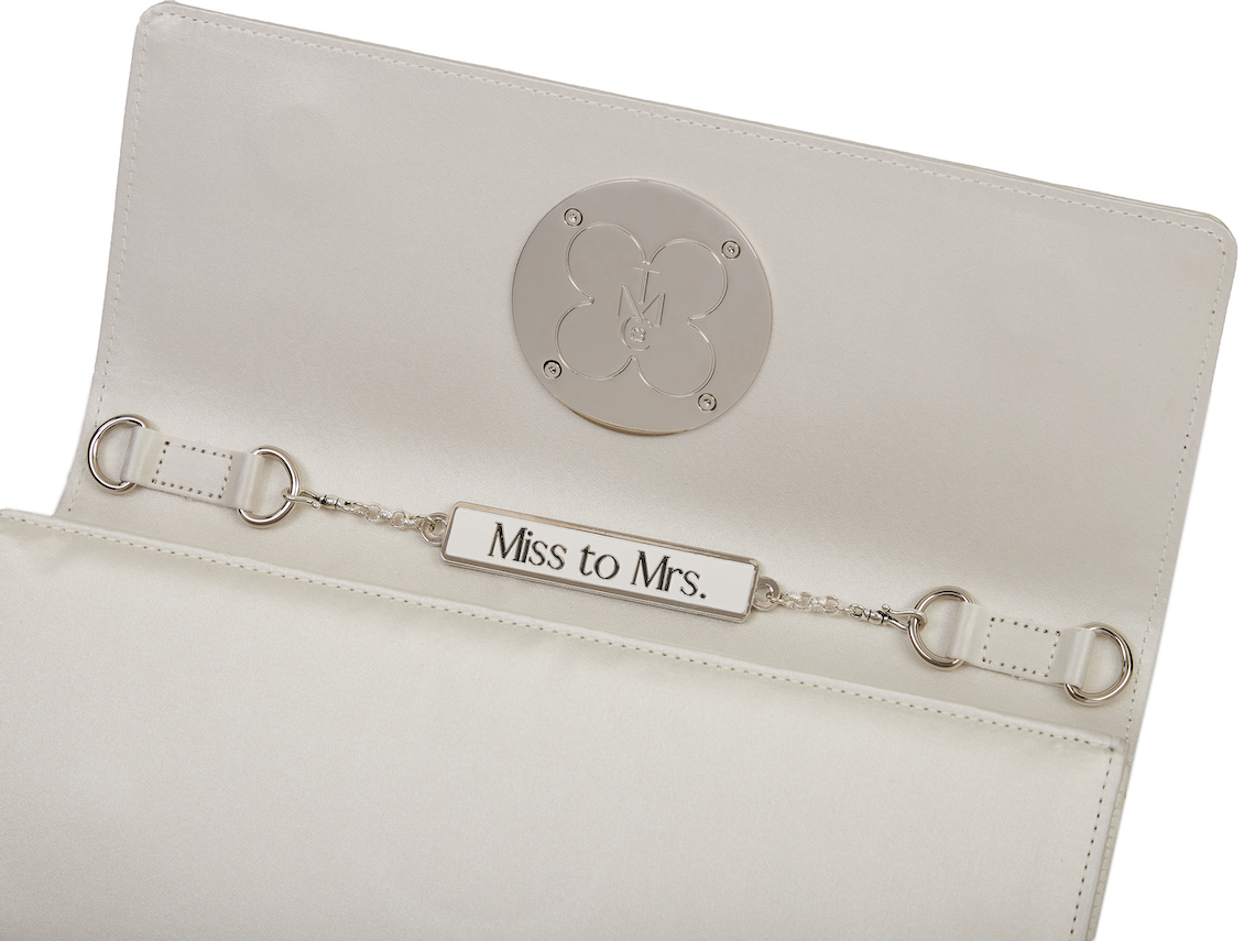 Chic Luxury Wedding Clutches and Purses for Brides – The Mrs. Clutch – Bridal Musings 9