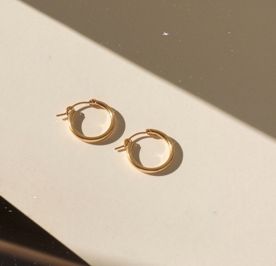 Cute Gold Jewelry for Your Bridesmaid Gifts Under 30 – Bridal Musings – Bare Minimal Designs – Etsy 6