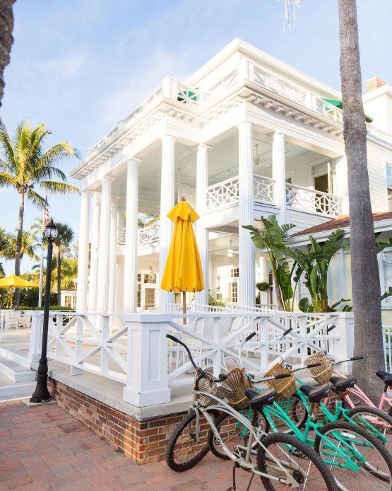 Gasparilla Inn Instagram – Fort Myers and Sanibel Island Beach Weddings – Bridal Musings 3