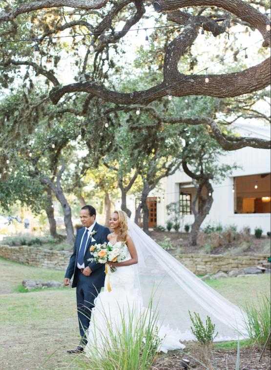 Glamorous Military Wedding in Texas – Angela Lally Photography 16