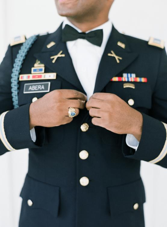 Glamorous Military Wedding in Texas – Angela Lally Photography 31