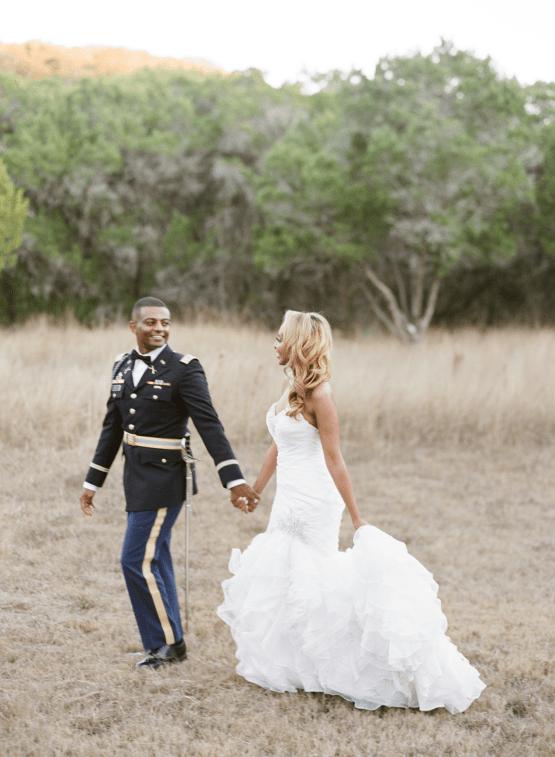Glamorous Military Wedding in Texas – Angela Lally Photography 46
