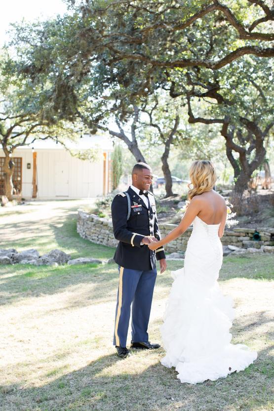 Glamorous Military Wedding in Texas – Angela Lally Photography 48