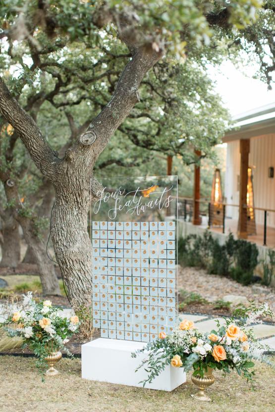 Glamorous Military Wedding in Texas – Angela Lally Photography 69