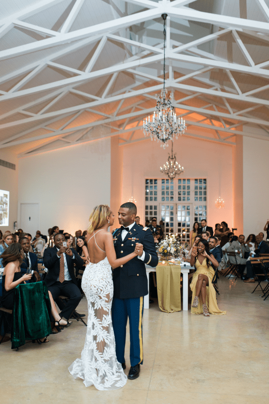Glamorous Military Wedding in Texas – Angela Lally Photography 77