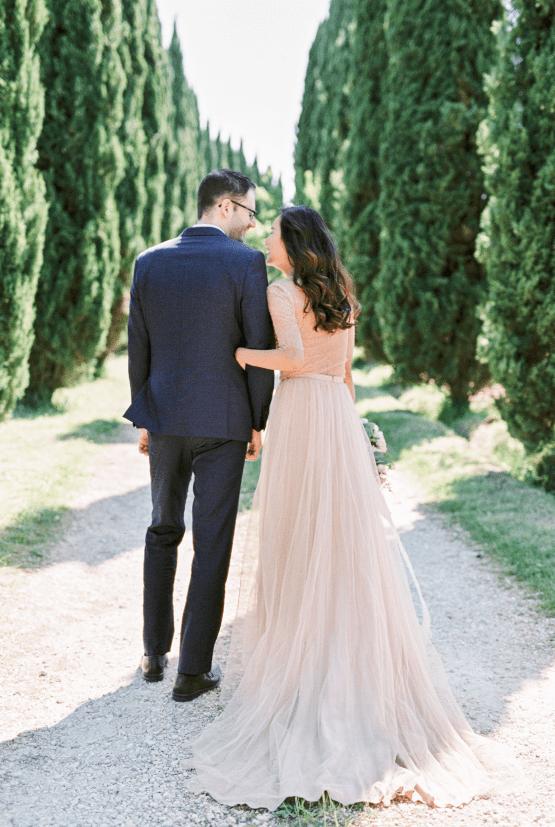 Newlywed Tuscany Honeymoon Photo Session – Olga Makarova 4