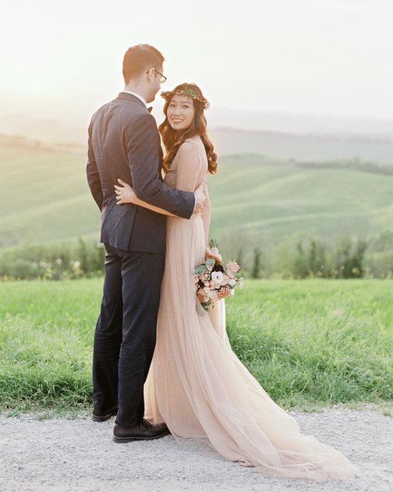 Newlywed Tuscany Honeymoon Photo Session – Olga Makarova 74
