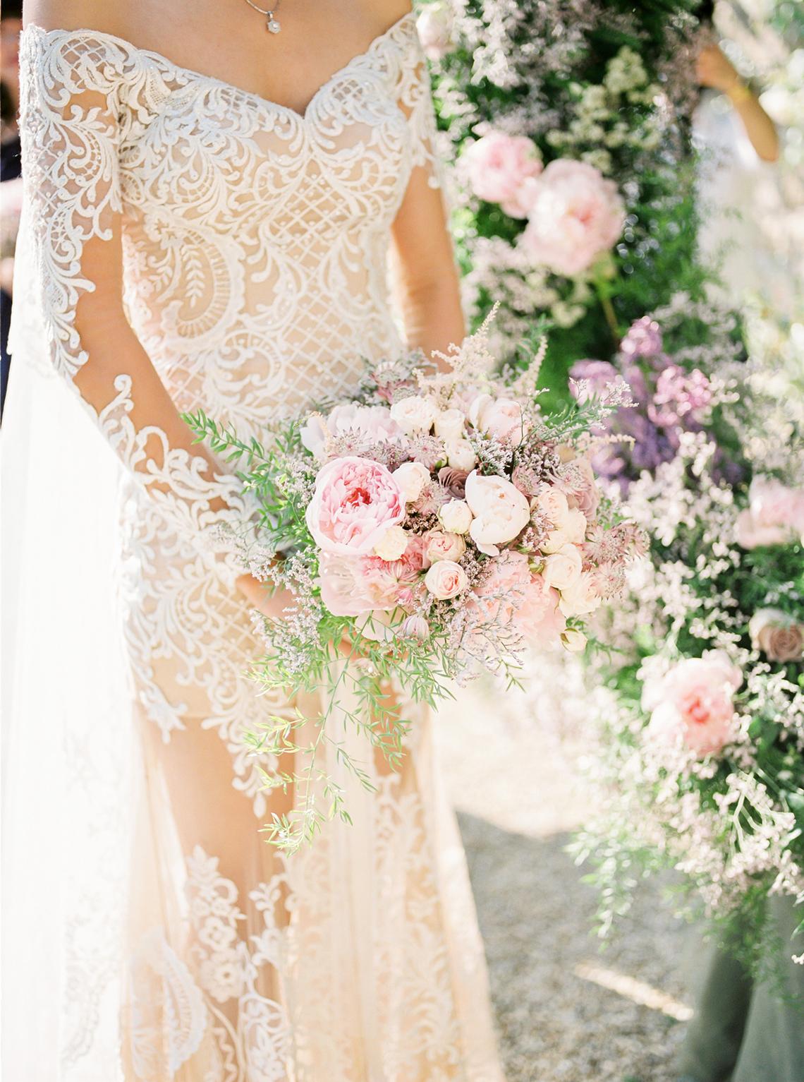 Romantic Florence Destination Wedding at Villa le Fontanelle – Olga Makarova 41