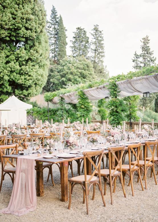 Romantic Florence Destination Wedding at Villa le Fontanelle – Olga Makarova 79