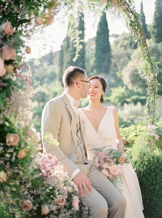 Romantic Florence Destination Wedding at Villa le Fontanelle – Olga Makarova 83