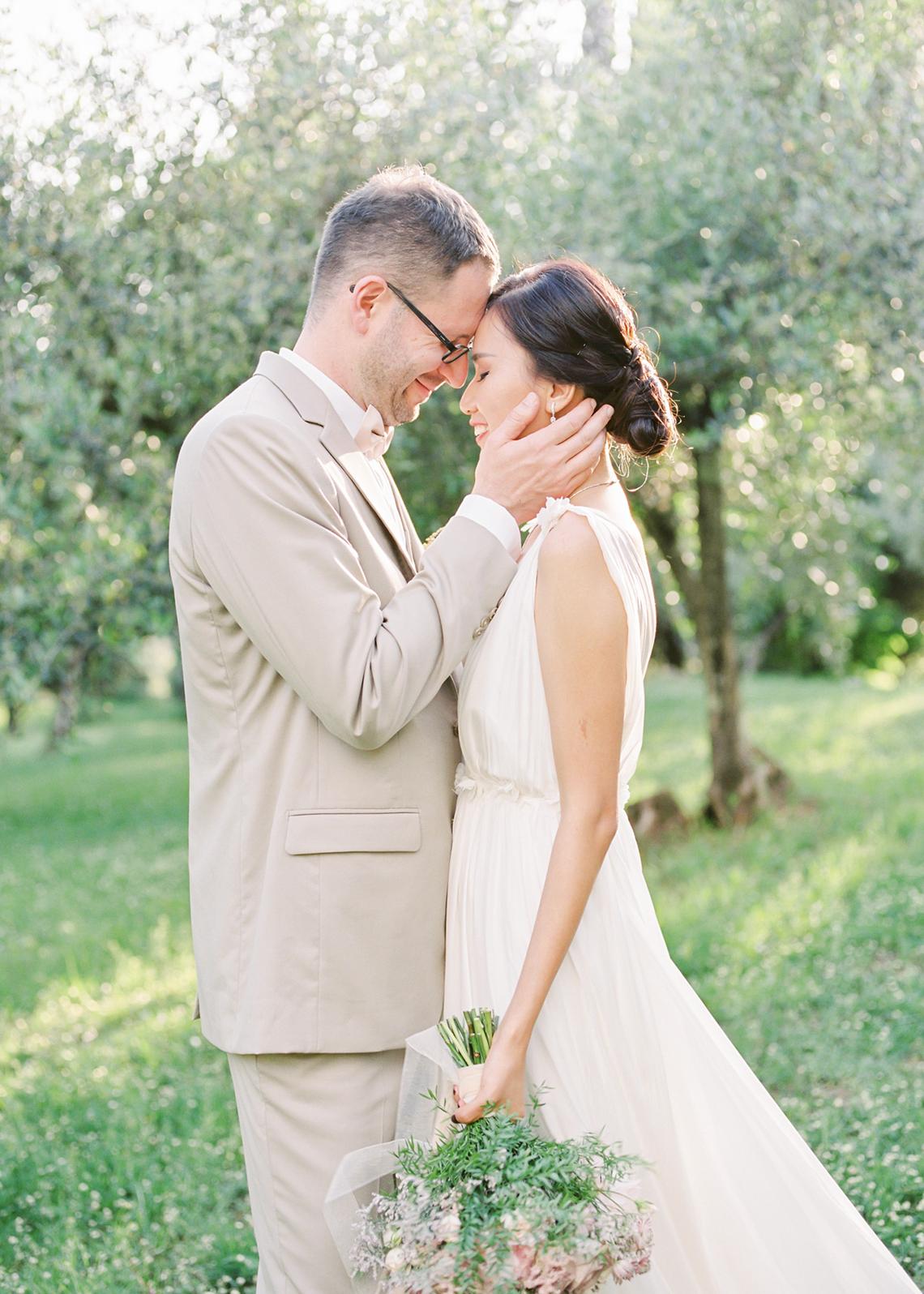 Romantic Florence Destination Wedding at Villa le Fontanelle – Olga Makarova 93