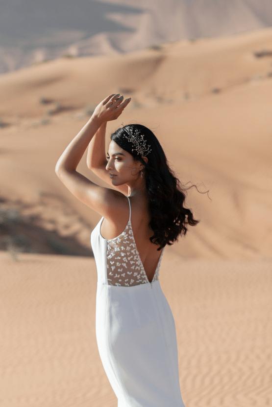 Chic Elopement in the Arabian Desert – Effleurer Photo 19