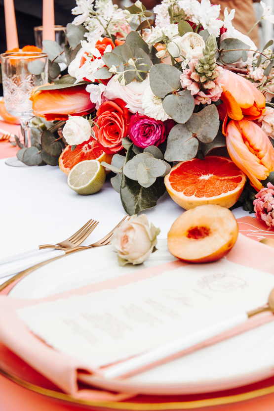 Citrus and Peach Spring Wedding Inspiration from Germany – Time for Wedding – Eine Liebe Lang Hochzeitsfotografin 10