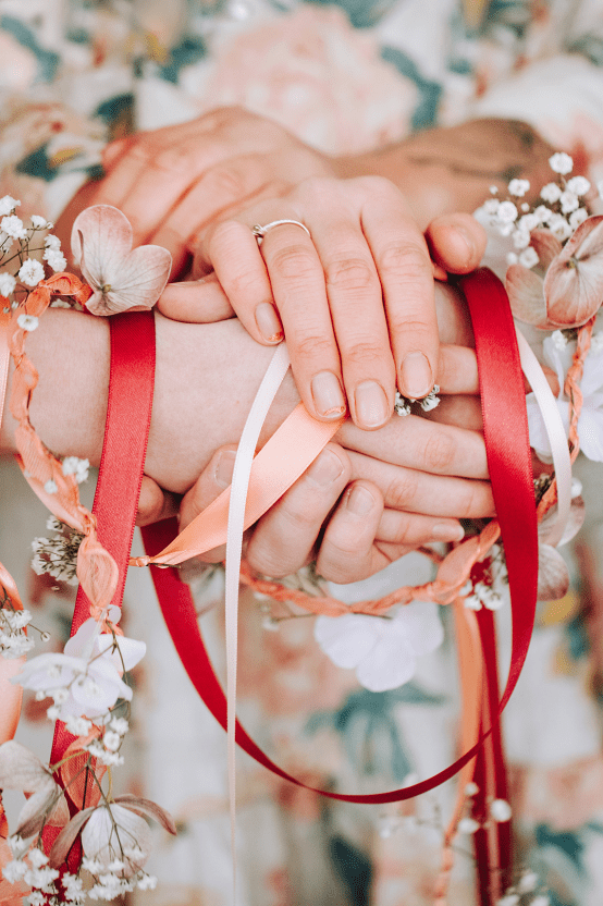 Citrus and Peach Spring Wedding Inspiration from Germany – Time for Wedding – Eine Liebe Lang Hochzeitsfotografin 24