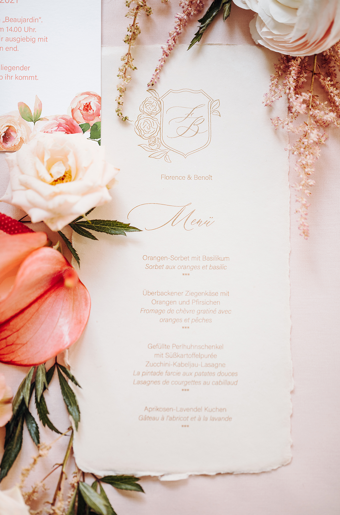 Citrus and Peach Spring Wedding Inspiration from Germany – Time for Wedding – Eine Liebe Lang Hochzeitsfotografin 28