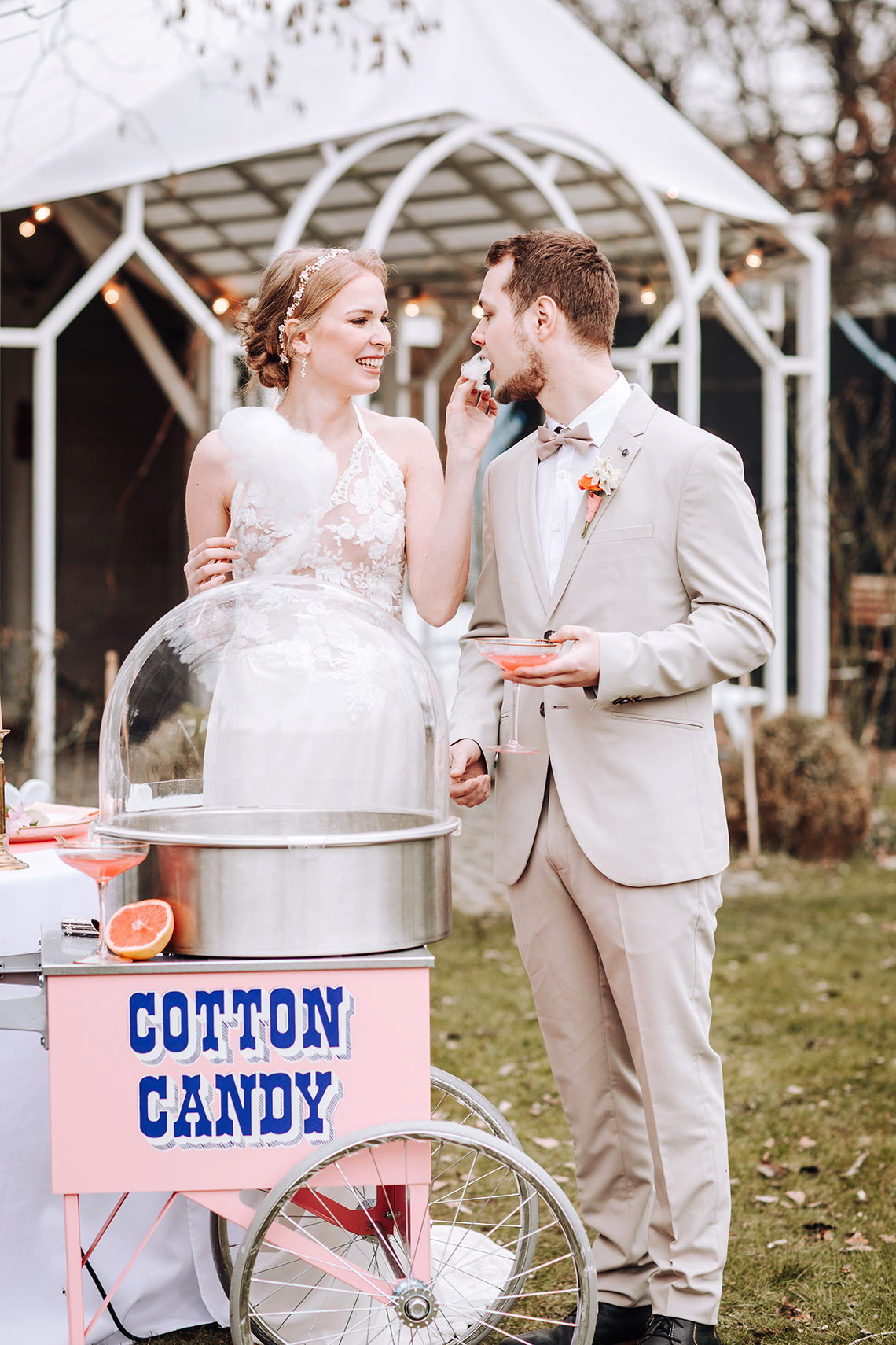 Citrus and Peach Spring Wedding Inspiration from Germany – Time for Wedding – Eine Liebe Lang Hochzeitsfotografin 5