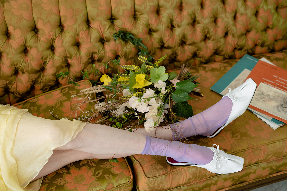 Hip and Casual Parisian Bridal Inspiration – Jackie Tara Studios – Old Time Feeling 1