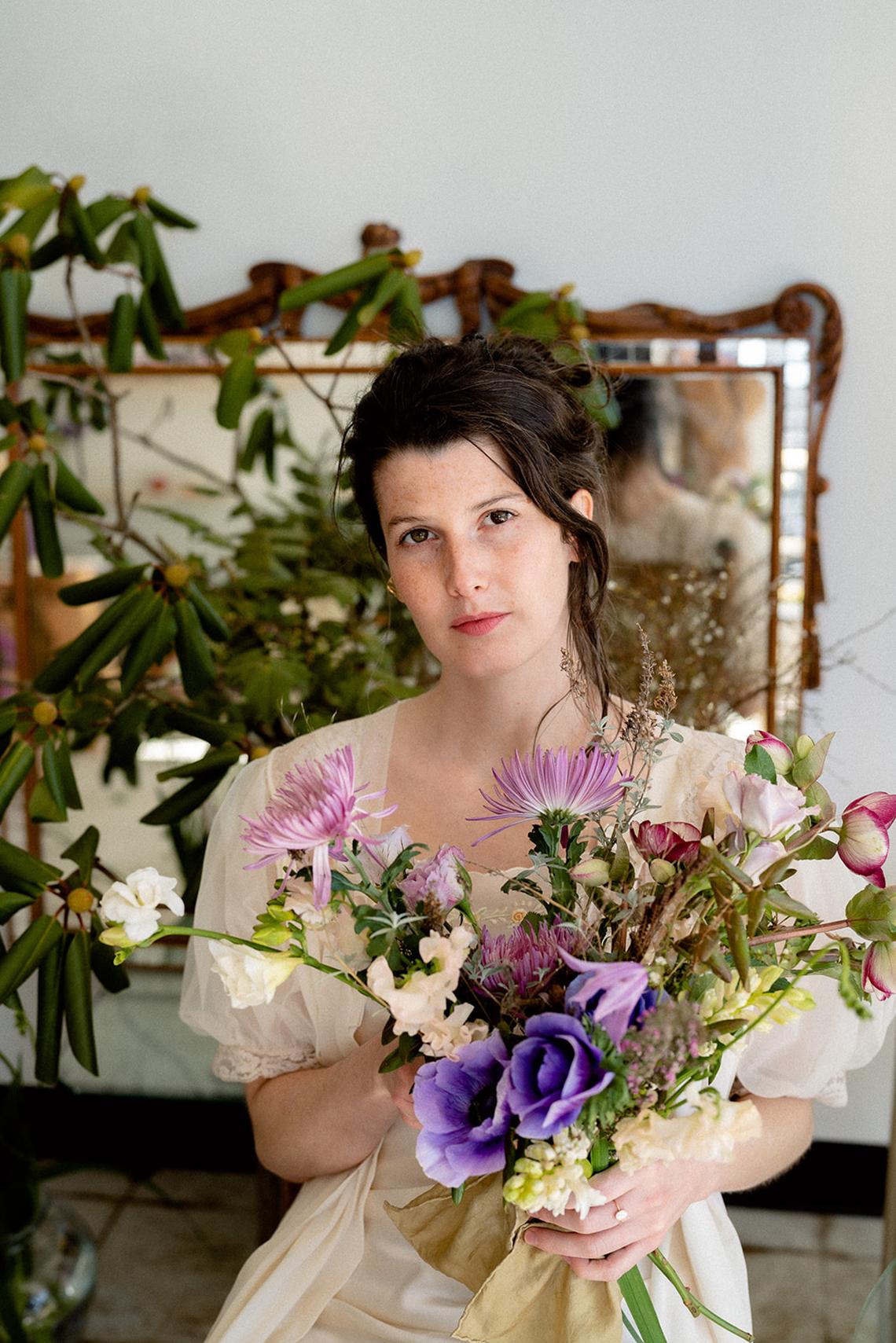 Hip and Casual Parisian Bridal Inspiration – Jackie Tara Studios – Old Time Feeling 12