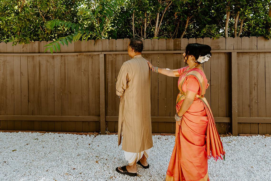 Intimate Backyard Indian Wedding – Carmelisse Photography – Leilani Weddings 1