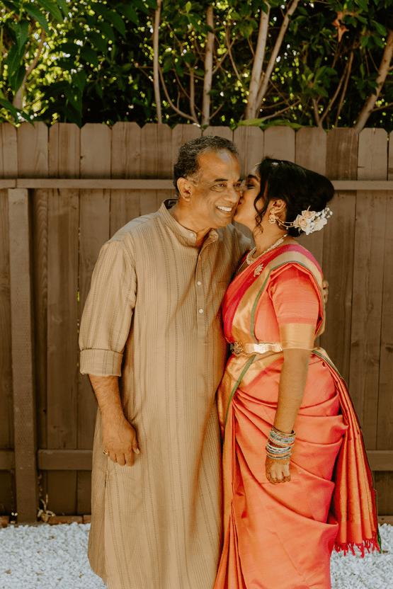 Intimate Backyard Indian Wedding – Carmelisse Photography – Leilani Weddings 24