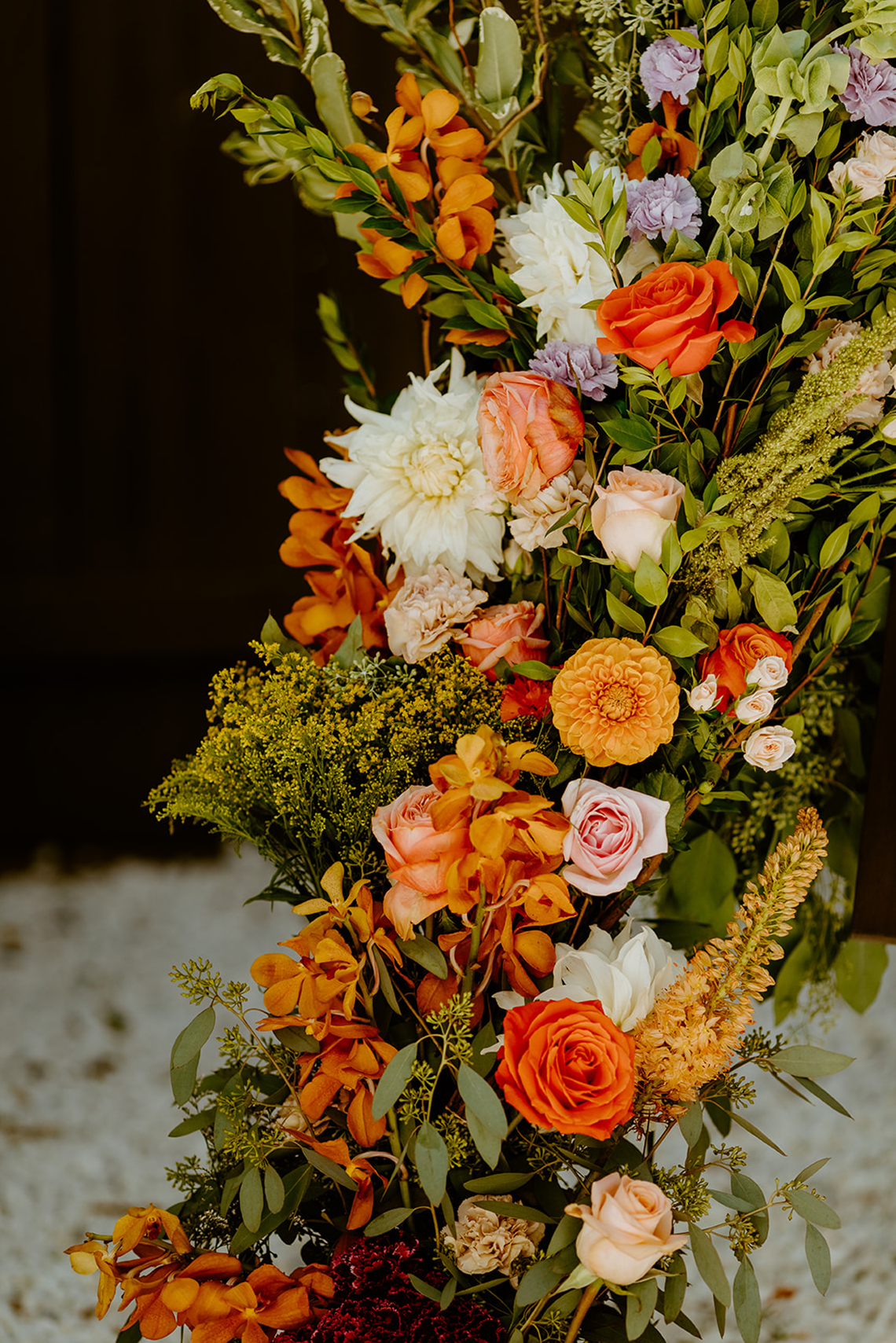 Intimate Backyard Indian Wedding – Carmelisse Photography – Leilani Weddings 36