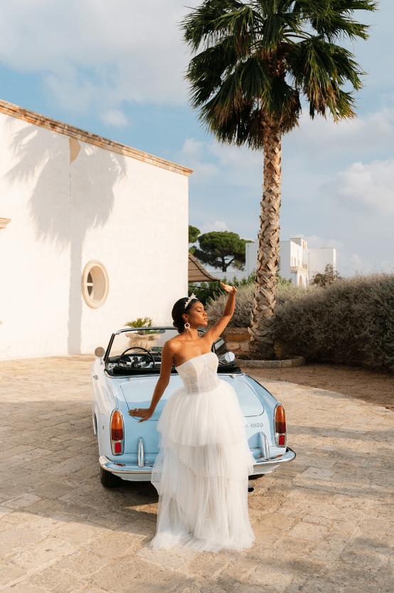 Sexy and Luxurious Puglia Wedding Inspiration – Bottega53 – Impression Villas and Weddings – Tenuta Mose 30