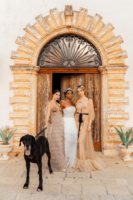 Sexy and Luxurious Puglia Wedding Inspiration – Bottega53 – Impression Villas and Weddings – Tenuta Mose 34