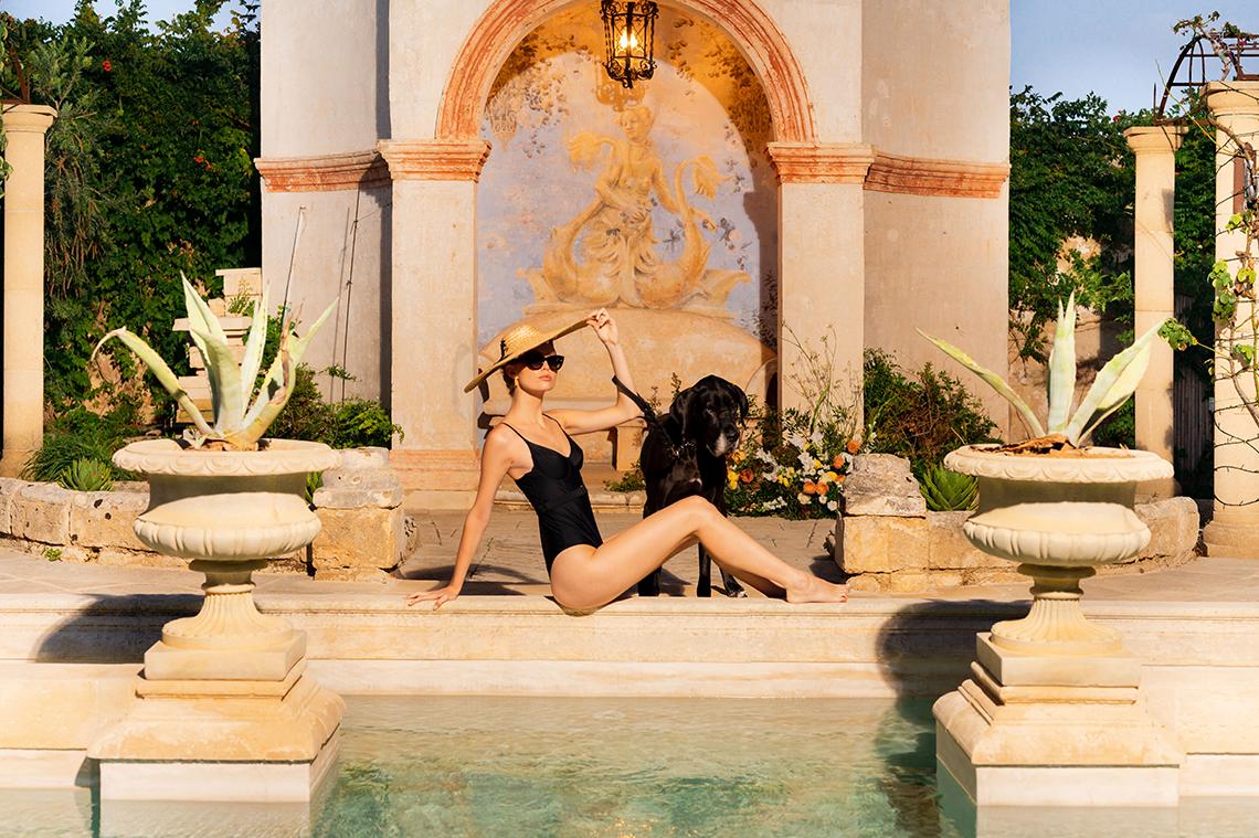 Sexy and Luxurious Puglia Wedding Inspiration – Bottega53 – Impression Villas and Weddings – Tenuta Mose 53