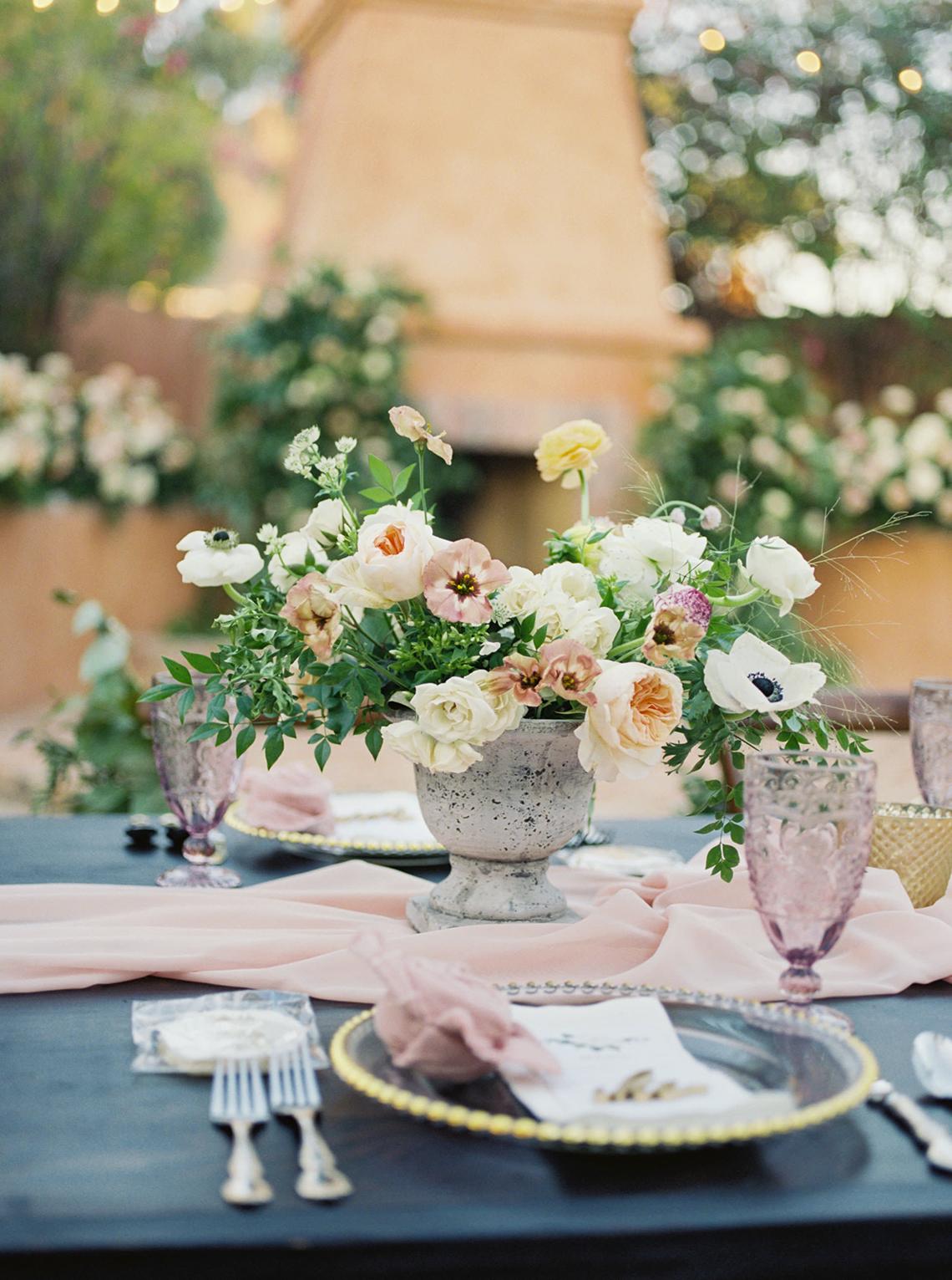 Sparkling Hacienda-style Arizona Micro Wedding at Royal Palms Scottsdale – Ashley Rae Photography 28