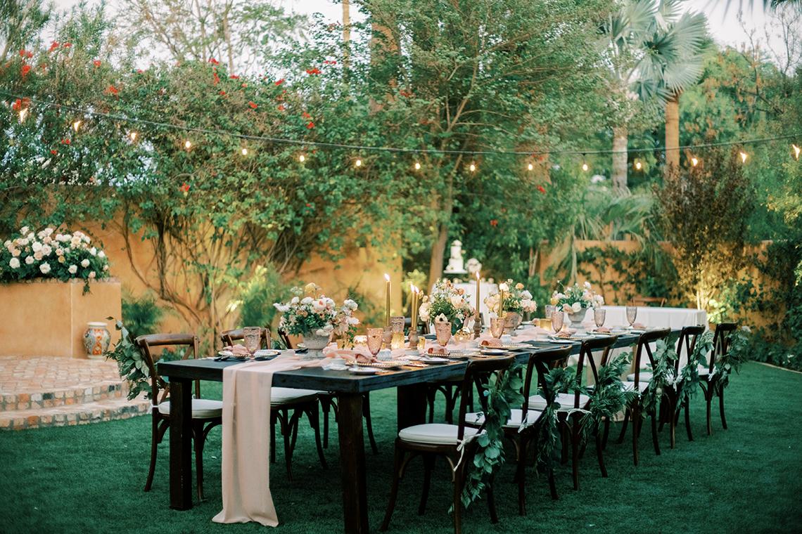 Sparkling Hacienda-style Arizona Micro Wedding at Royal Palms Scottsdale – Ashley Rae Photography 3