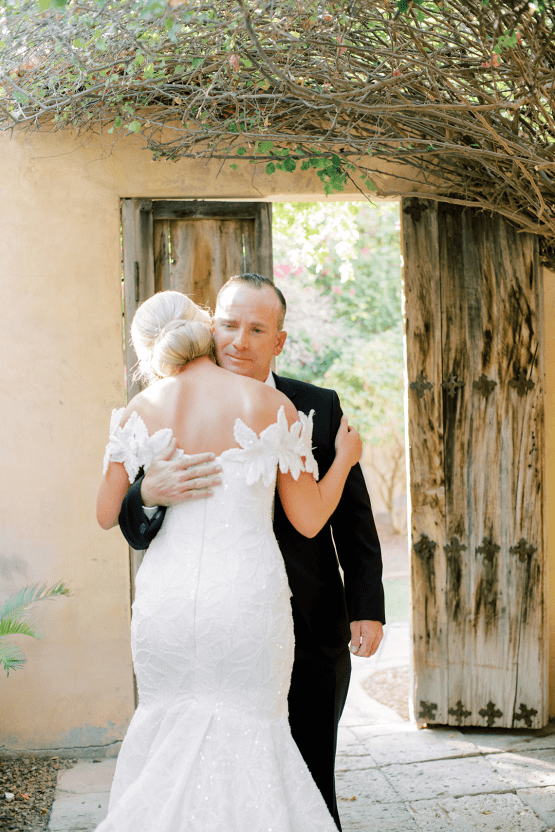 Sparkling Hacienda-style Arizona Micro Wedding at Royal Palms Scottsdale – Ashley Rae Photography 47