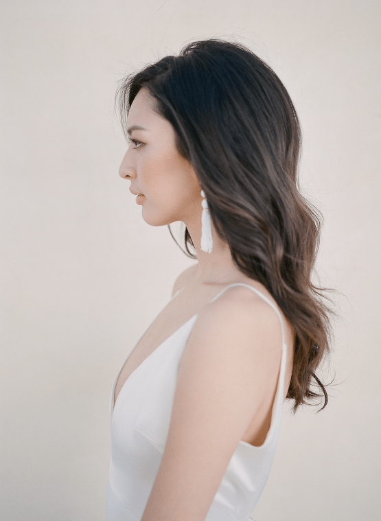 Clean and Cool Wedding Inspiration at the Los Angeles Cara Hotel – Milk Events – Jeremy Chou Photography 36
