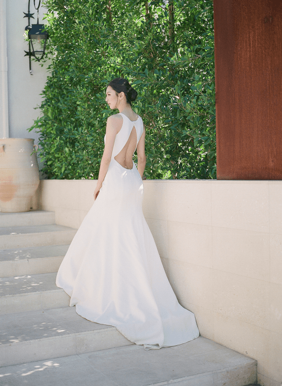 Clean and Cool Wedding Inspiration at the Los Angeles Cara Hotel – Milk Events – Jeremy Chou Photography 38