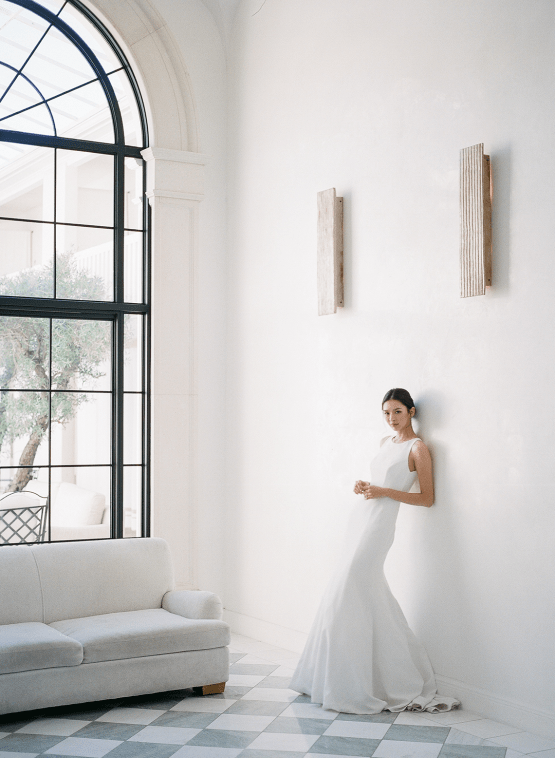 Clean and Cool Wedding Inspiration at the Los Angeles Cara Hotel – Milk Events – Jeremy Chou Photography 6