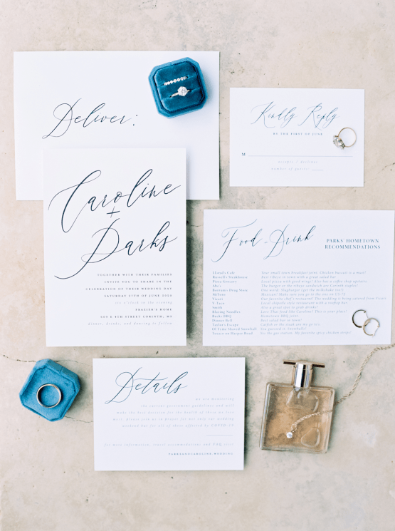 Indianapolis Colts Wedding – Former Colts Reporter and Assistant Coach are Married by Head Coach Frank Reich in Mississippi – Angela Lally Photography 30